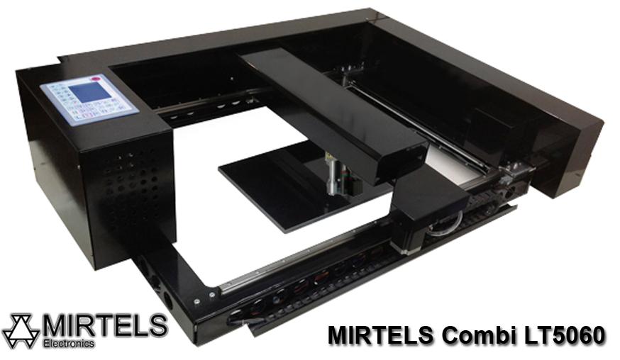 Гравировальный станок по камню Mirtels Combi LT5060