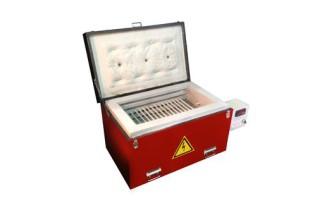 Муфельная печь для фотоплитки ПФ15