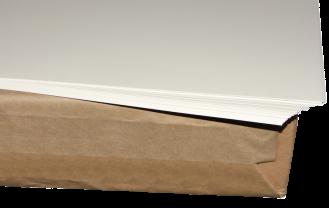 Декольная бумага 50х70см 170 г/см2 упаковка 500 листов