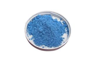 Надглазурная краска голубая Тип 2 800 градусов Цельсия - 100 г